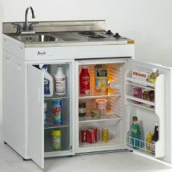 Rooms To Go Kitchen Sets Unfinished Pantry Compact Miniature Appliances : Dorm Room