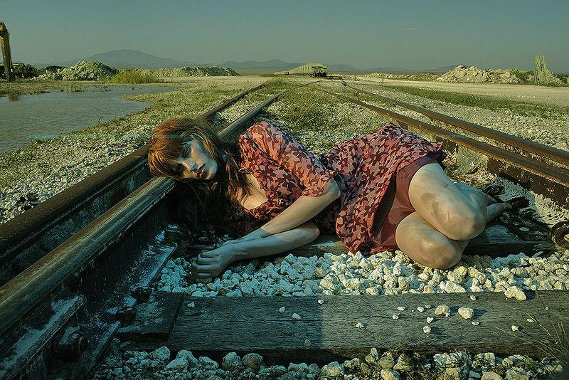 Suicidal Damsel Photography  Drifting Away by Remi Rebillard