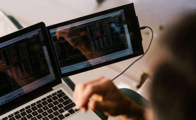 Portable Dual Screen Laptop Accessories Dual Screen Laptop