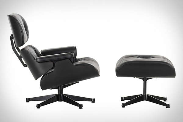 Refreshed Furniture Staples  Eames Black Ash Lounge Chair