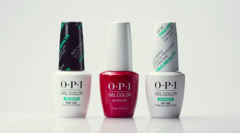 Protective Manicure S Easy To Remove Gel Nail Polish