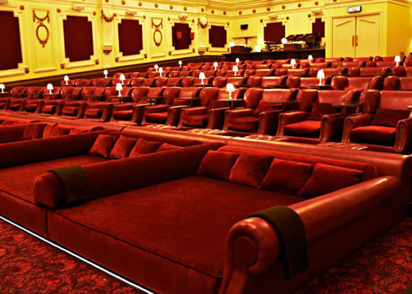 most comfortable sofa bed in the world mexico futon argos bedroom-themed movie theaters : electric cinema
