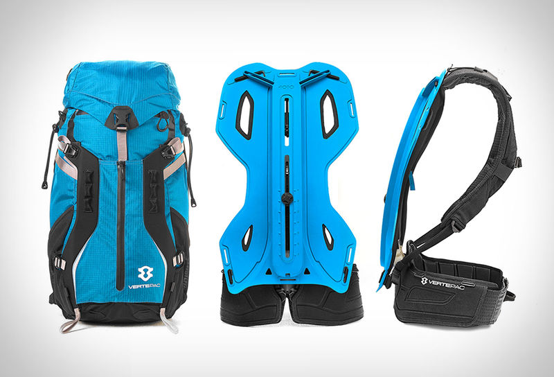 SpineSupporting Backpacks  ergonomic backpack