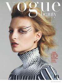 Experimental Eye Makeup Editorials : experimental eye makeup