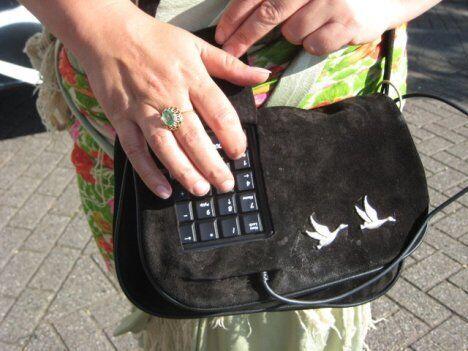 High Tech Hand Bags Baglady 20