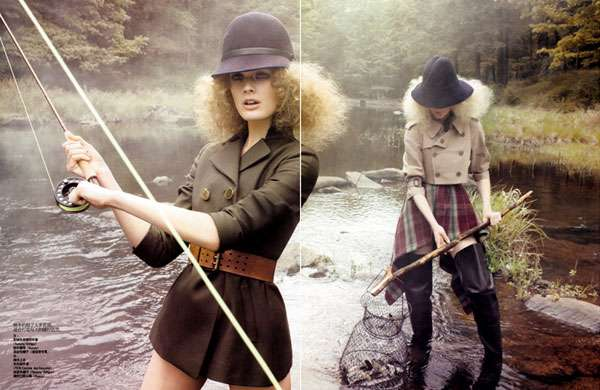 Late Fall Wallpaper Nature Fashionable Fishing Photography Fishing Day In Vogue