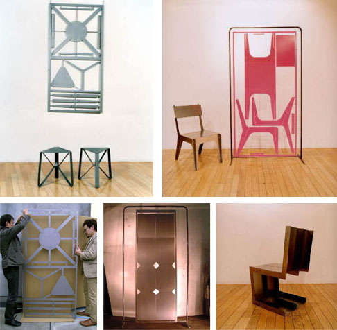 Ingenious Flat Pack Furniture Small Space Living Made Eco