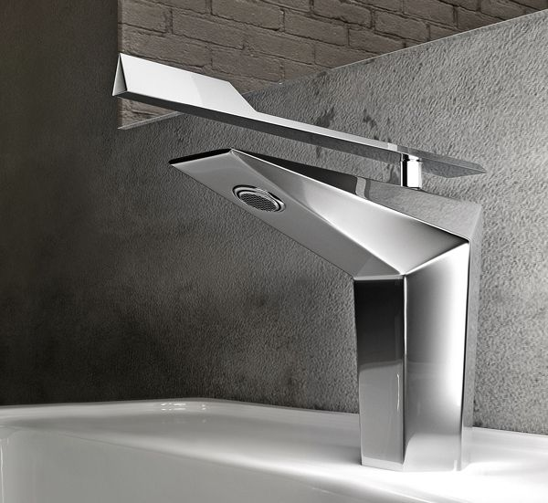 Futuristic Geometric Faucets  Fly Faucet