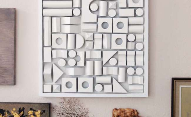 Diy Foam Fitting Wall Decor Foam Wall Art