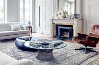Retro-Modern French Apartments : French Apartment