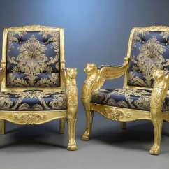 Chair Design Online Best Reclining Chairs Royal Golden Seating : French Giltwood Arm