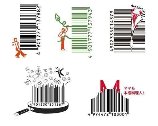 30 Barcode Branding Breakthroughs