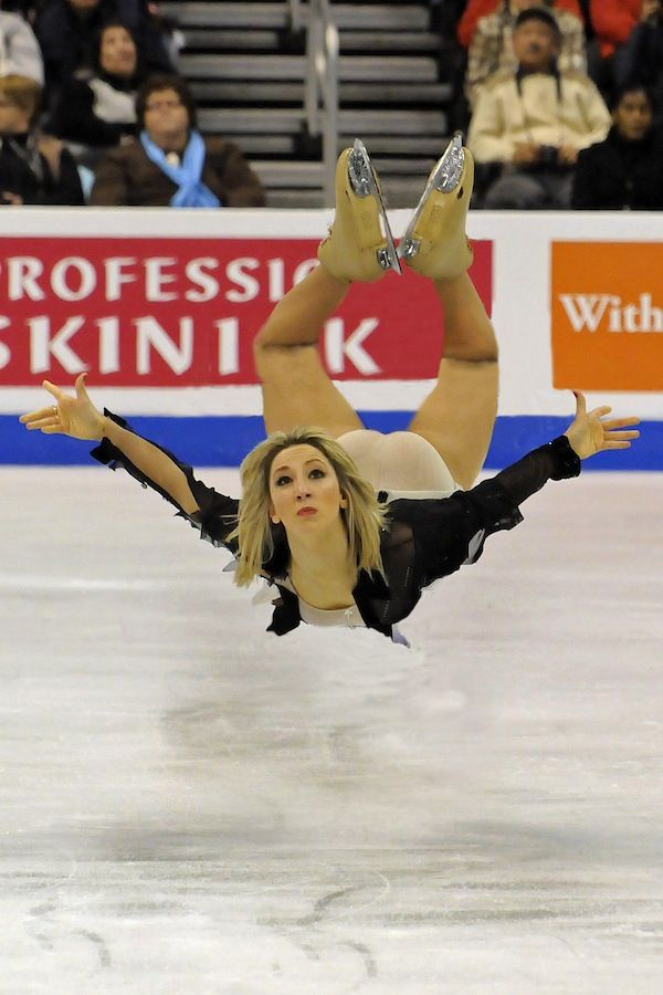 Partnerless Skater Manipulations Funny Figure Skaters