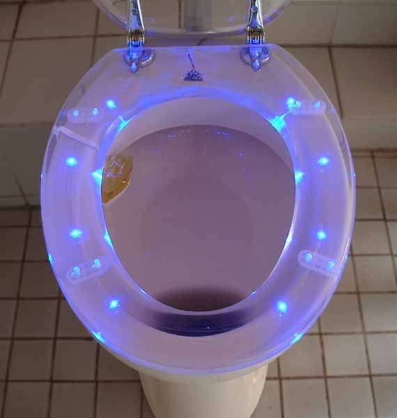 Toilet Seat Led Lights