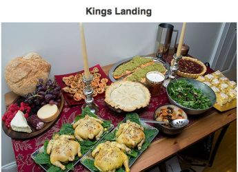 Medieval Show Inspired Meals : Game of Thrones Foods
