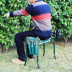 Chairs For Seniors Waterproof Chair Cushions Dual-purpose Gardening : Garden Seat