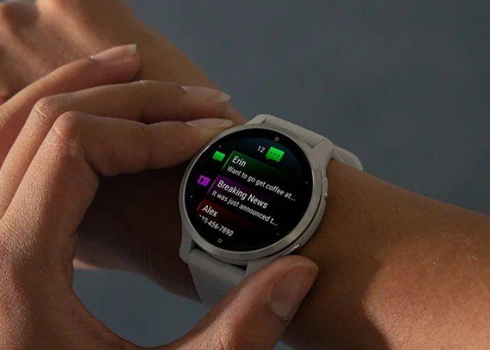 Robust Sports-Ready Smartwatches : Garmin Venu 2