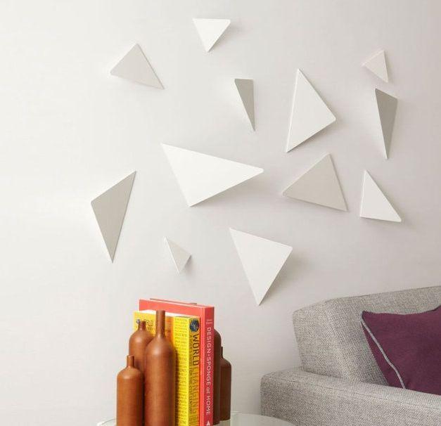 Mariposa Wall Decor White