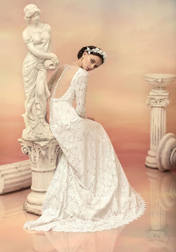Ancient Greek Wedding Dress