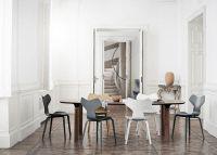 Modernized Iconic Chairs : grand prix chair