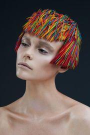 prickly toothpick headdress