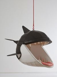 Suspended Orca Seats : hanging chair design