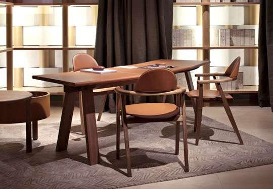 HighFashion Furniture  Hermes Contemporary Furniture
