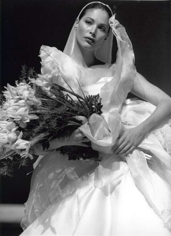 AvantGarde Brides  high fashion by Feliciano Martinez Paco