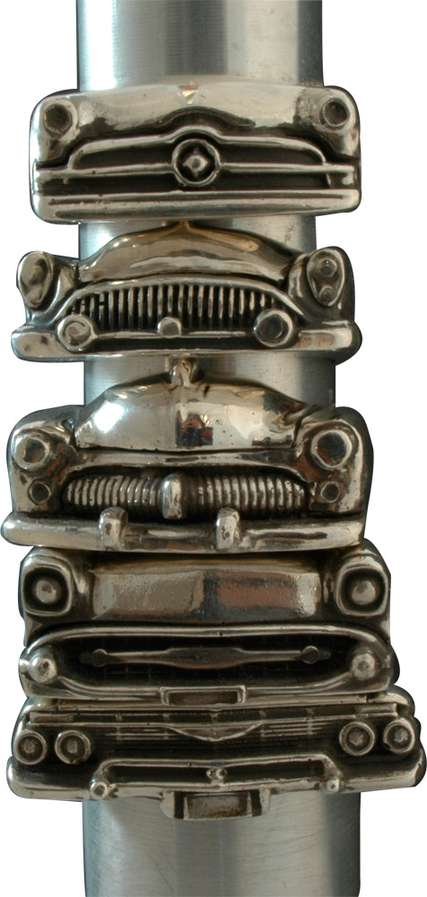 Hot Rod Jewelry RevvedUp Rings for Car Enthusiasts