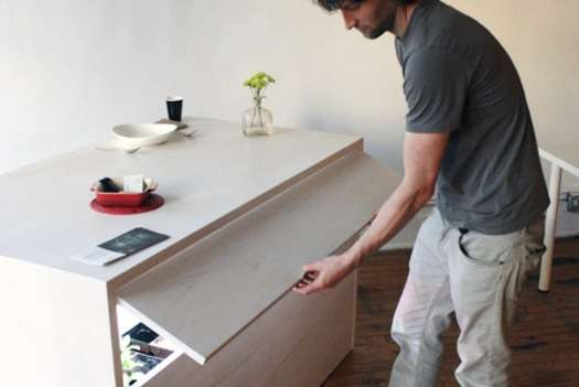small island for kitchen how to build cabinets secret herb drawers : hydroponic