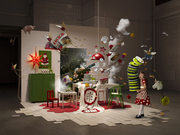 festive home decor exhibitions ikea display