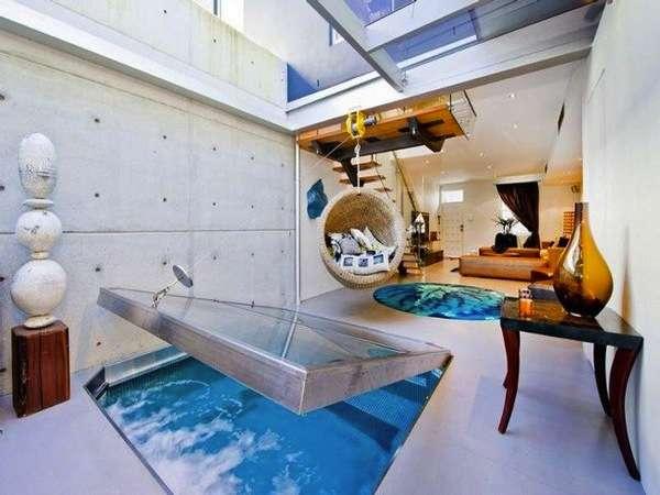 Household Whirlpool Baths : Indoor Jacuzzi