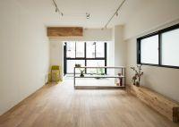 Reclaimed Balcony Spaces : indoor space