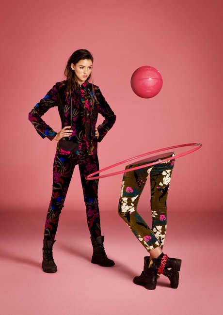 Illusionary Sportswear Ads  Insight Autumn 2013