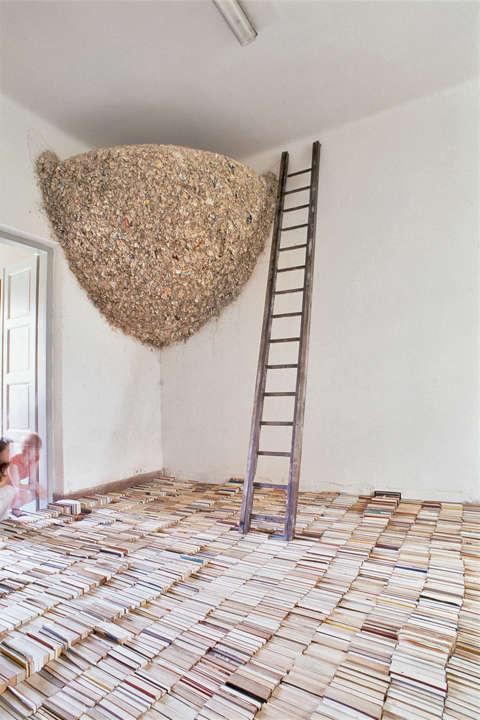 Literary Art Installations  Installation Art