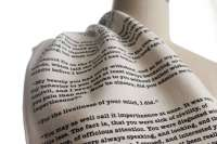 Stylistic Literary Scarves : jane austen's pride and prejudice