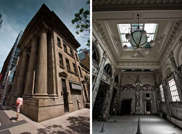 Abandoned Bank Photography Jonathan Castellino Revists