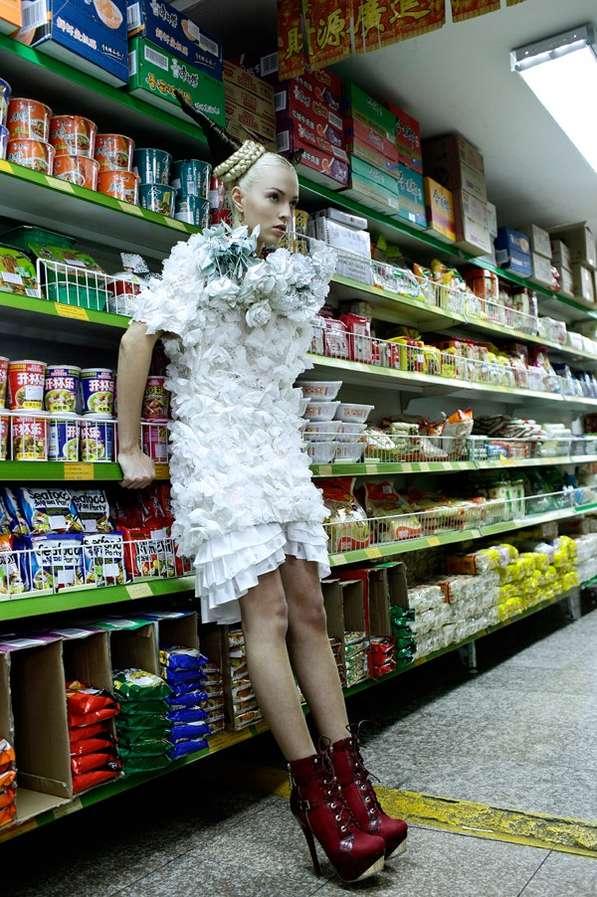 Ethereal Ethnic Fashions Jose Ferreira Chinatown Shoot