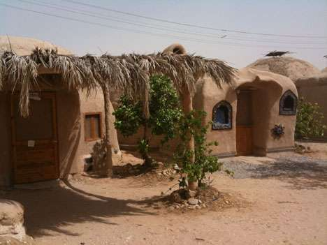Eco Desert Adobes Kibbutz Lotan is a Sustainable Oasis
