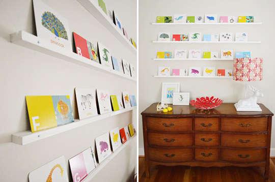 Handmade Children's Decor : Kids' Room DIY Idea