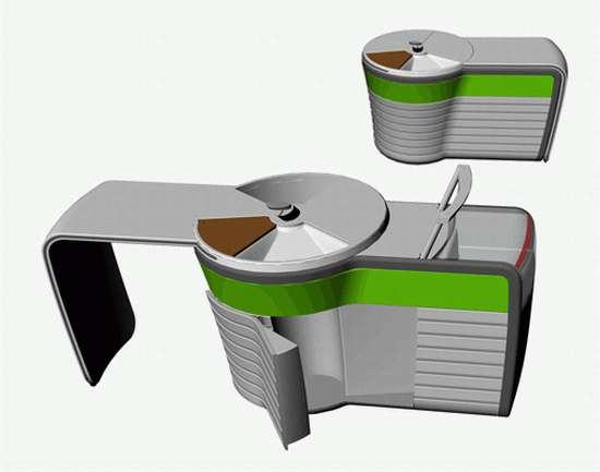 Portable Kitchens Dzmitry Samals Kitchen for Singles