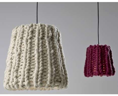 25 Knitted Home Decor Options