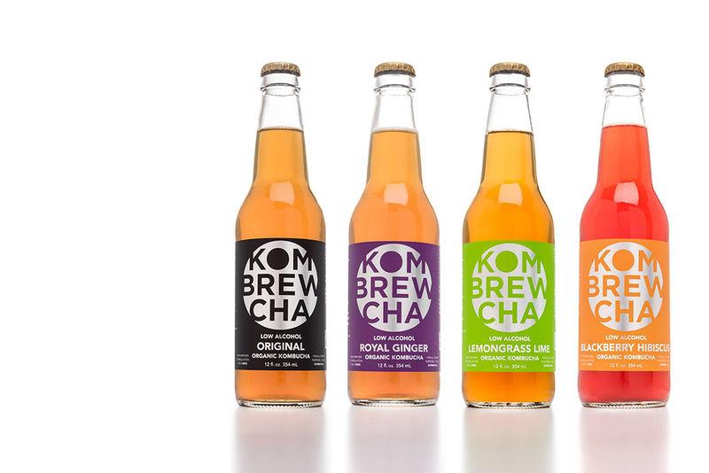 Nutritious Kombucha Beers : kombucha beer