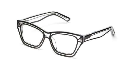 Line-Drawing Eyeglasses : Ksubi Eyewear Sigma