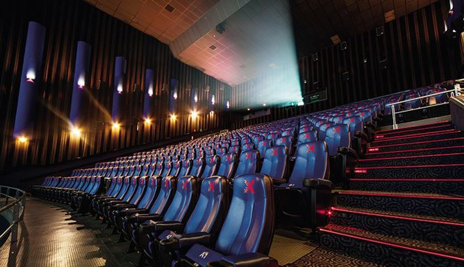 Laser Projection Theaters  Laser Projection Technology