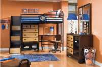 Basketball Bedroom Sets : lebron james home court