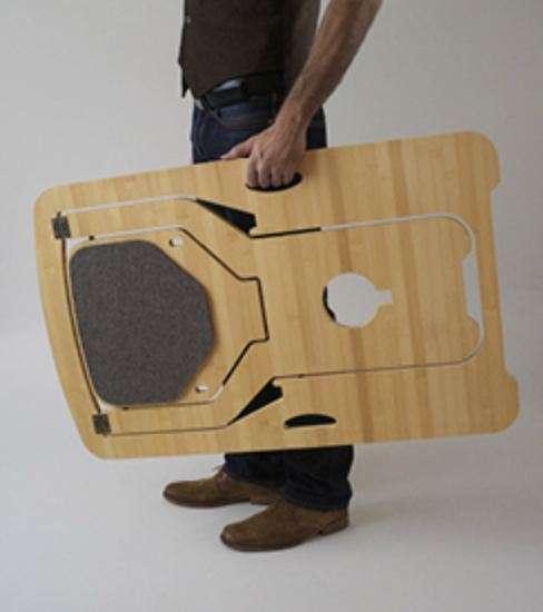 Flat Foldable Furniture  leo salom folding chair