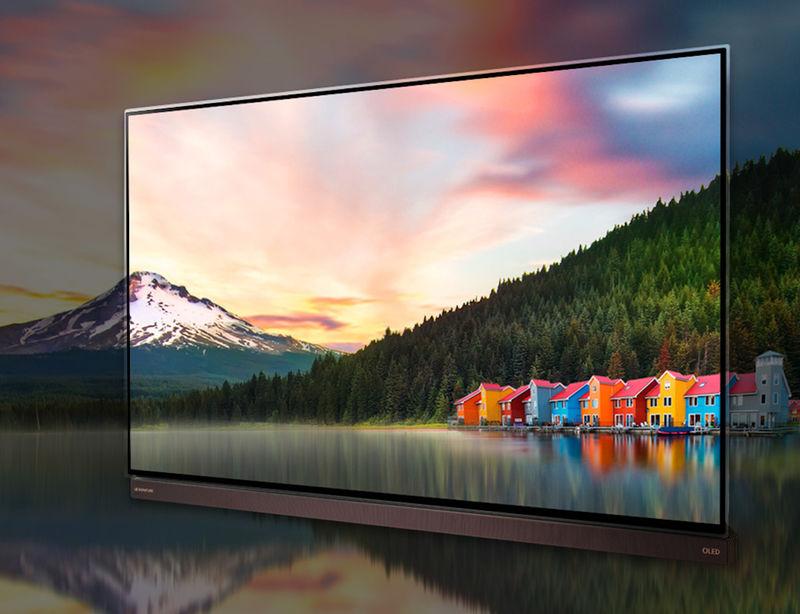 3d Wallpaper Artistic Translucent Frame Smart Tvs Lg Hdr Pro 4k Oled Tv