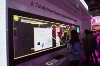 Touchscreen Televisions : LG Touch TV
