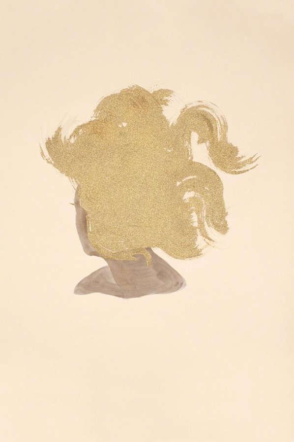 Political Wig Depictions  Lorna Simpson